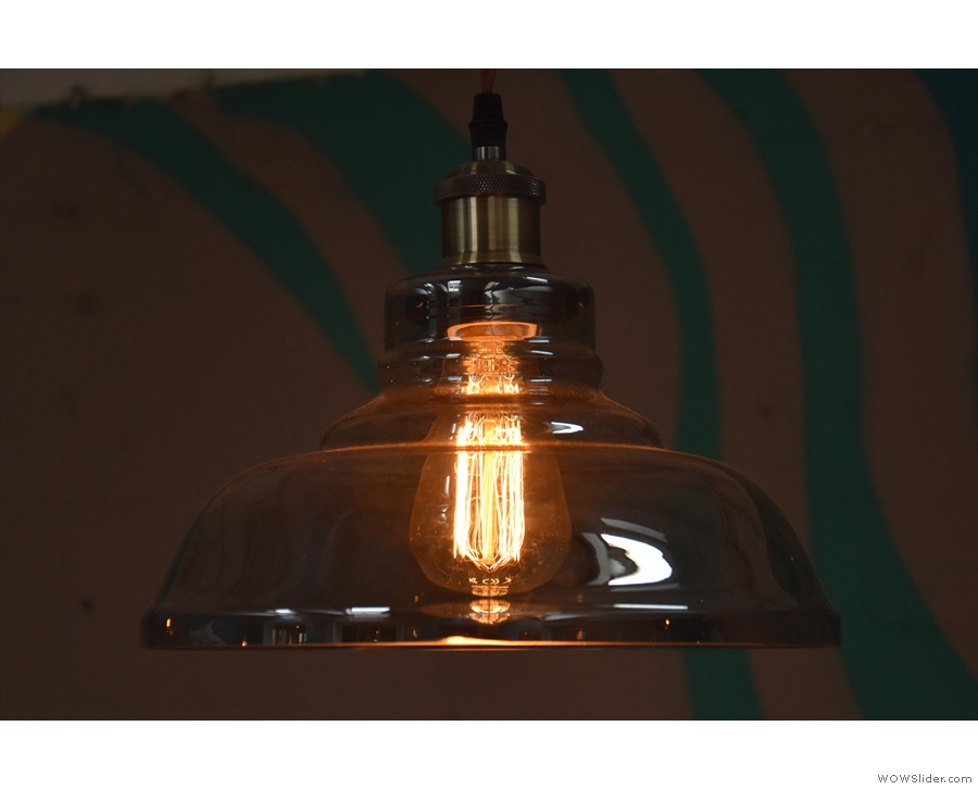 ... so here's a couple of photos for the light fitting fans.