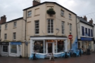 Liar Liar on the corner of Albion Hill/Bailey Street in Oswestry back in December 2017...