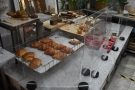 ... a place to display the cakes and pastries, so you could choose what you want.