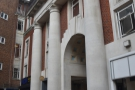 The classical columns of Coventry's magnificent Natwest building is home to...