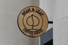 ... Bean & Leaf Coffee House. But where exactly is it?