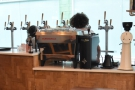 Things have changed a little since then. Now Tilt has 18 beer taps (in six sets of three)...