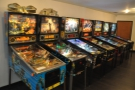 When Tilt opened in 2015, these seven pinball machines were all Tilt had.