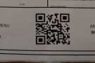 No, to find out what's really special, you need to scan the QR Code at the bottom.
