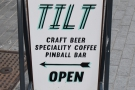 Over at Tilt in Birmingham, something very special's going on & it's not just pinball or beer.