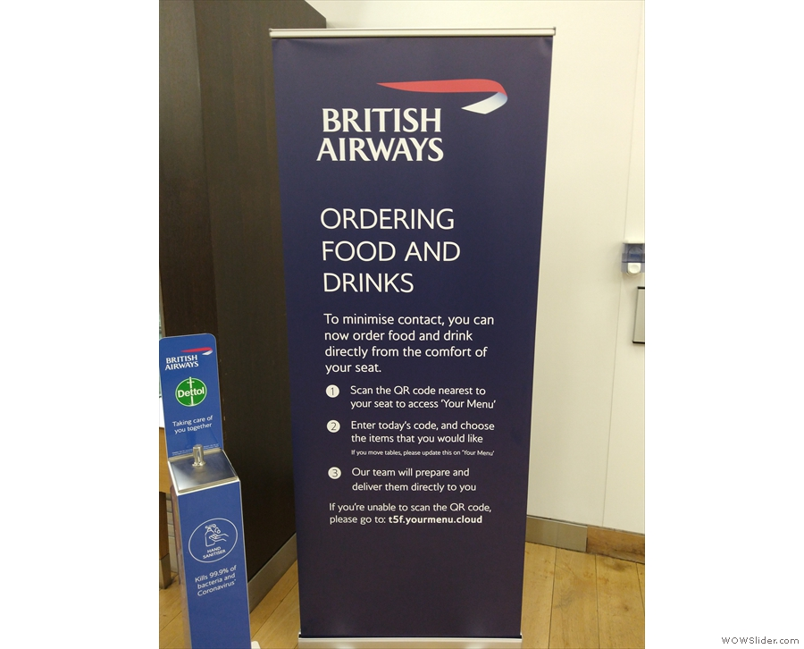 However, there are plenty of changes, including the withdrawal of all self-service items.