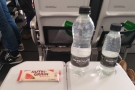 In flight catering was a bit limited. I only got an extra bottle because of my Gold status.