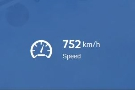 By now, we were close to our cruising altitude/speed.