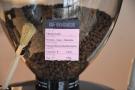 Details of the current single-origin espresso.