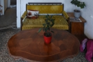 This matching sofa is on the other side, along with a lovely coffee table...
