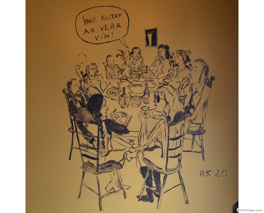... and, next to it on the right-hand wall, this illustration.