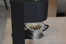 ... which, as best as it can, mimics the pour-over process.