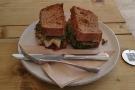 My sandwich in more detail.