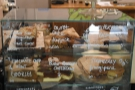 ... which is also used to describe all the cakes (and savouries on the bottom row).