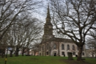 St Paul's Church, in the heart of St Paul's Square, seen here during my first visit in...