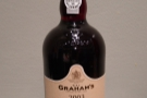 And, as well as coffee, I brought some rather nice port!