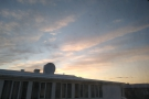 Not quite midnight sun, but here's a view from the hotel at 22:30. Light enough to read by!