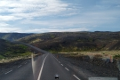 Soon we were heading over the hills in the centre of the Reykjanes Peninsula on Route 42.