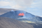 Geldingadalir was putting on quite a show for us, the eruption getting more violent as...