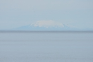 Snæfellsjökull glacier, on a volcano at the tip of the Snæfellsness peninsula, 200 km away!