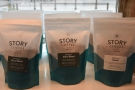 There's the Story Blend and Decaf (roasted by Modern Standard)...