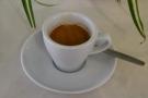 I also had the guest espresso, the Los Nogales Natural from El Salvador, but I'll leave you...