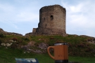 ... visit Dolbadarn Castle, another of the fortresses built by the Welsh princes.