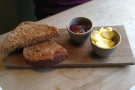 ... and some toast and jam! Have you spotted a theme yet?