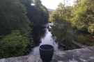 Here it is, looking the other way (upstream, towards Horseshoe Falls), where it's quieter.