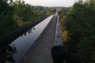 Our final stop, the Pontcysyllte Aqueduct, taking the Llangollen Canal over the River Dee.