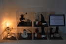 Next to that is a neat retail display with various coffee kit and Goat Story reusable cups.