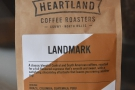 ... all the drinks made with the ubiquitous Landmark blend from Heartland.