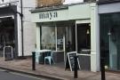 Maya, an artisan micro-bakery and coffee house on Baker Street in Weybridge.