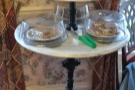 If you can't find what you like, try the other cake stand...