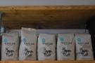 The coffee is from Cornish roasters, Yallah Coffee...