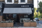 A newcomer on Upper Richmond Road, MONIES is a slice of Cornwall in Putney.