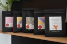 ... retail shelves with the house coffee and other single-origins from Nude Espresso.