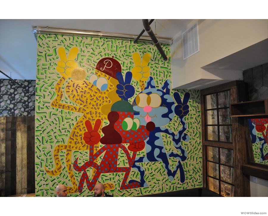 Nice mural!