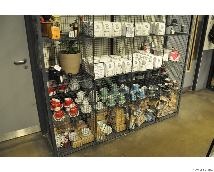 Those cups were in the wild, but most of them are so fierce they're kept in cages!