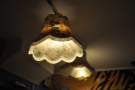 Nice light shades. Don't see many of those these days.