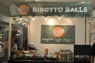 The one that got away: Arancini Brothers and their risotto balls.