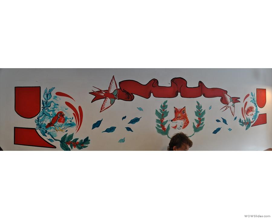 Nice mural...