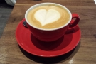 Talking of which, my (rather large) flat white...