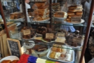 The cakes look good too. Shame we indulged at Washington Tea...