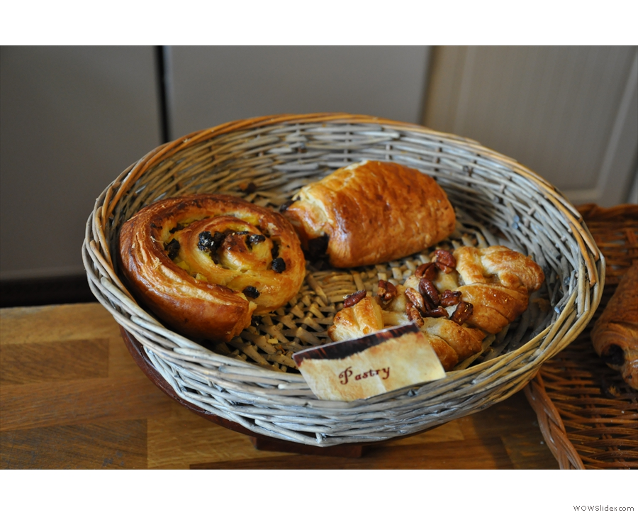 ... or more pastries...