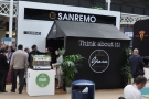 From ancient to modern: as well as Doctor Espresso, I also called in on Sanremo.