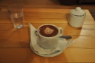 But just to prove I have had the hot chocolate, here's one from the Boston branch.