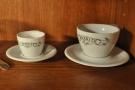 I really liked the cups at Box Kite.