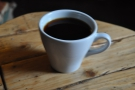 And my coffee too.