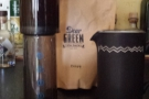 I also had some Kenya, here putting my Aeropress through its paces...